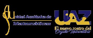 Logo of Unidad Académica de Matemáticas